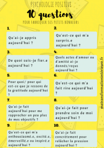 questions de psychologie positive