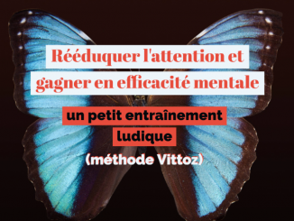 rééduquer l'attention vittoz