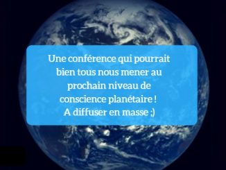 conférence overview effect