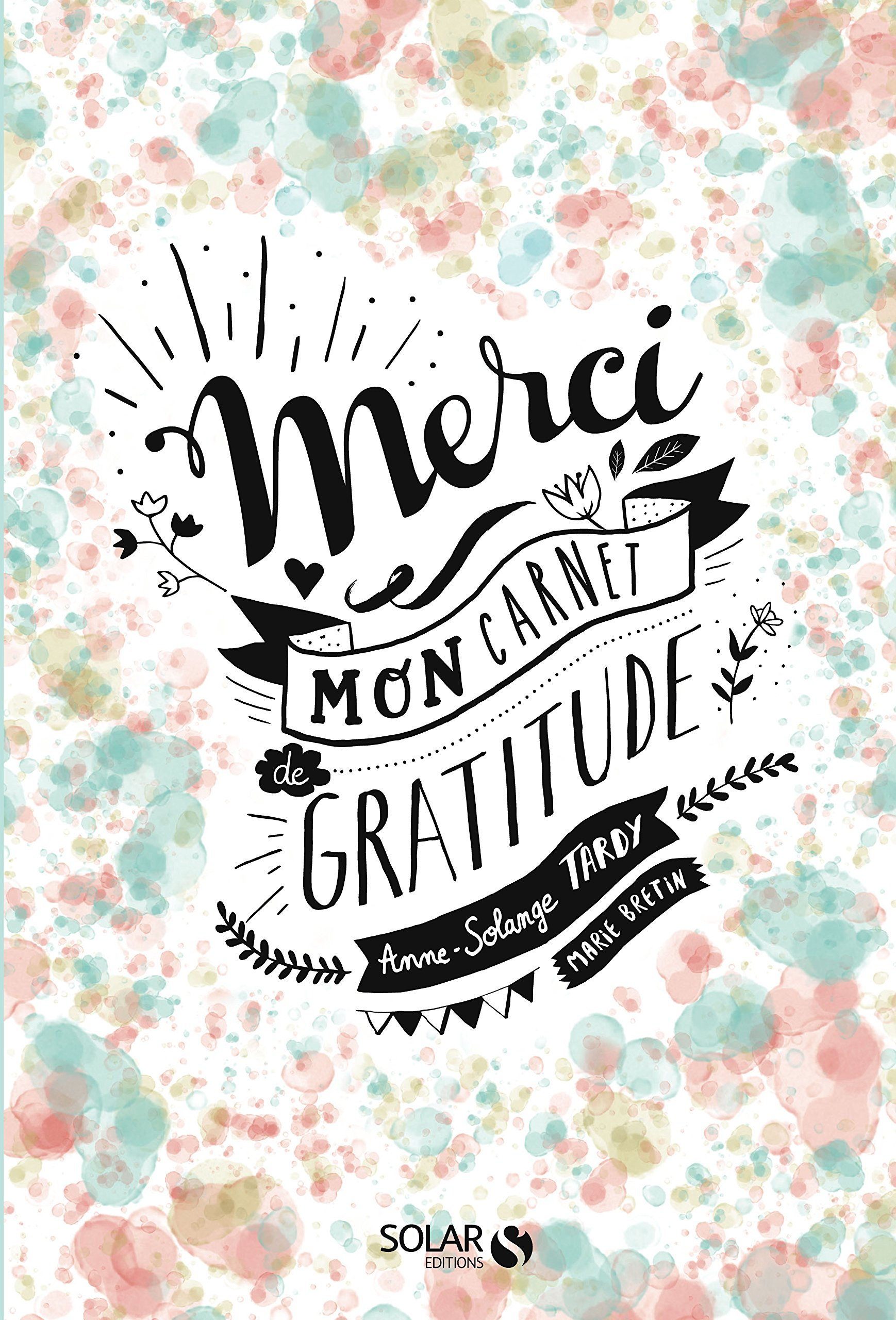 merci journal gratitude