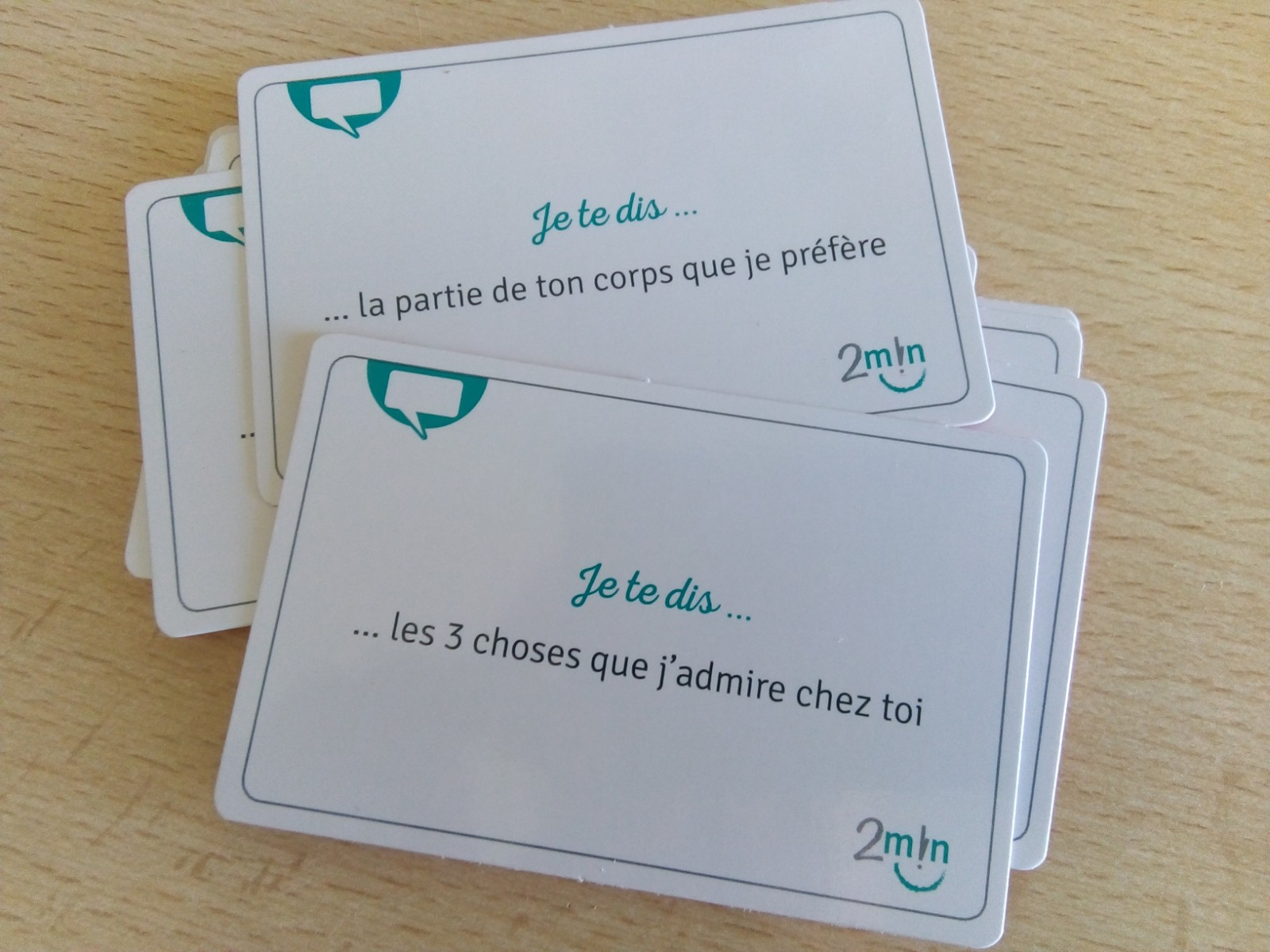 jeu cartes communication couple