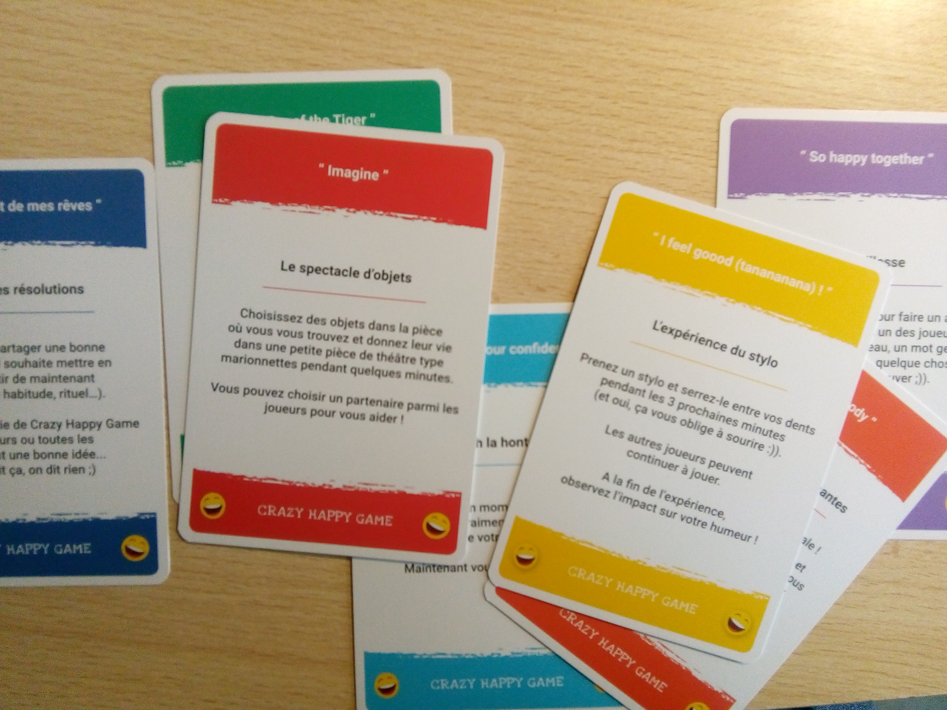 cartes jouer psychologie positive