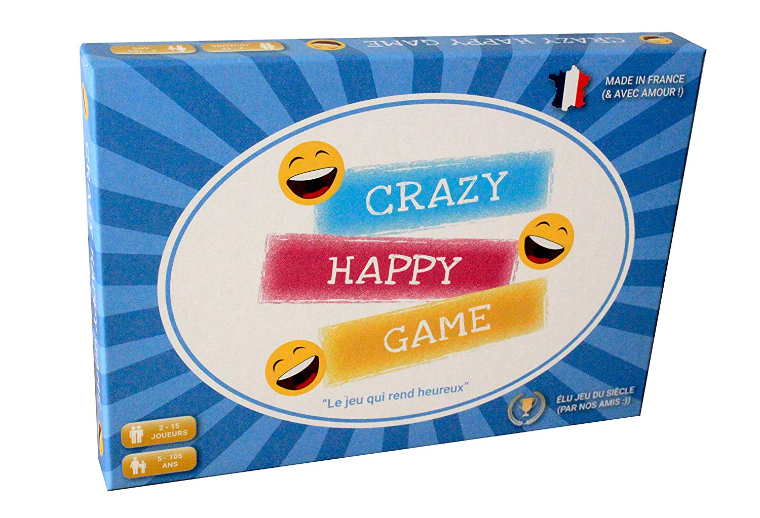 jeu psychologie positive crazy game