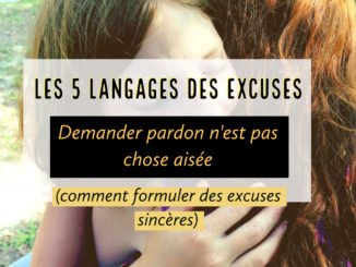 demander pardon langages excuses